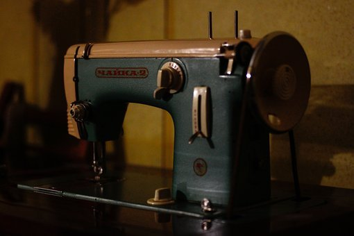 Sewing, Machine, Hard, Case