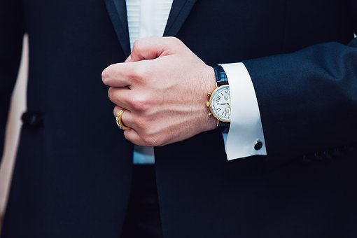 Watch, People, Man, Fashion, Tuxedo, Formal, Wedding