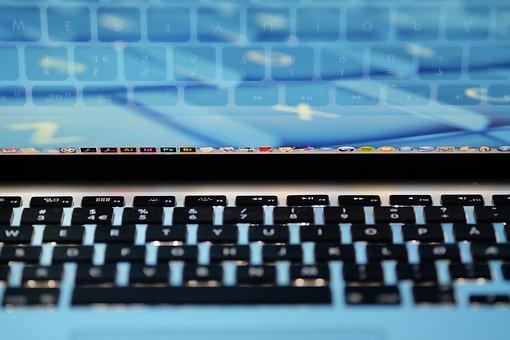 Laptop, Apple, Keyboard, Technology, Mac, Application