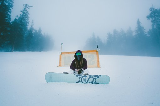 Snowboard, Snow, Winter, White, Board, Sport
