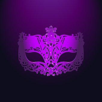 Mask, Carnival, Ornament, Carnival Mask, Masquerade