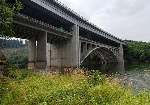 Architecture, Building, Storey Bridge, River