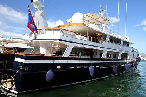 Yacht, Marbella Spain, Harbor, Mediterranean, Spain