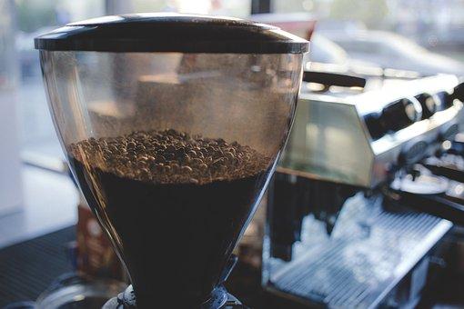 Espresso, Machine, Coffee, Bean, Coffeehouse, Drink
