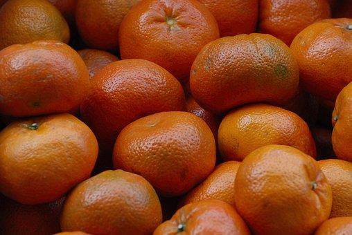 Tangerine, Murcot, Fruit