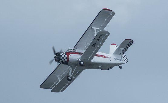 An-2, The Plane, Jumping