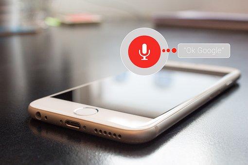 Voice Control, Voice Commands, Ok Google