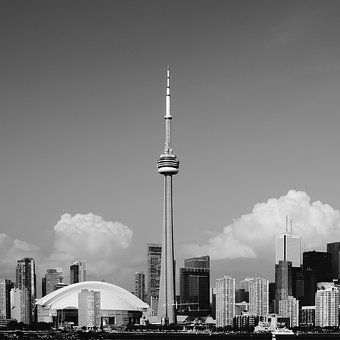 Architecture, Building, Infrastructure, Tower, Skyline
