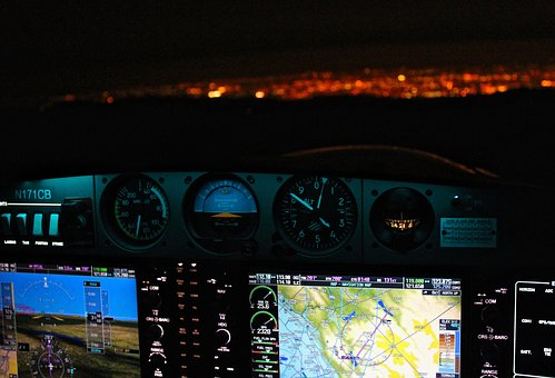 Airplane, Airline, Aircraft, Travel, Trip, Pilot, Deck
