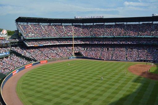 Atlanta, Baseball, Turner Field, Braves