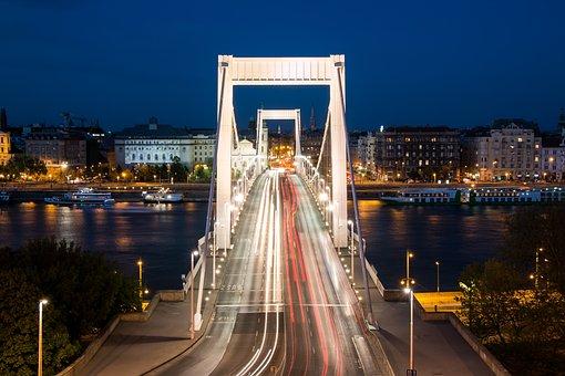 Architecture, Building, Infrastructure, Bridge, Sea