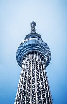 Building, Structure, Architecture, Tower, Skytree
