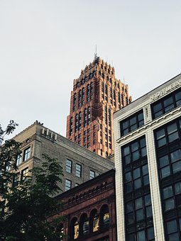 Building, Tower, City, Architecture, Infrastructure