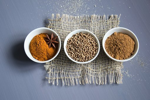 Spices, Kitchen, Ingredients, Food, Preparation