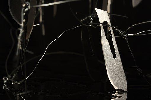 Scalpel, Metal, Cutter, Fiction, Knife, Photography