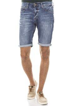 Shorts, Male, White Fund, Studio, Jeans, Short, Legs