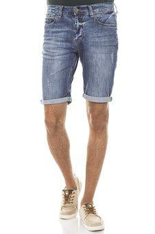 Shorts, Male, White Fund, Jeans, Short, Legs, Shoes