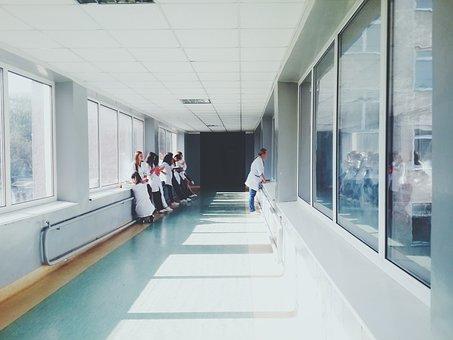 Doctors, Hospital, People, Health, Nurses, Hallway