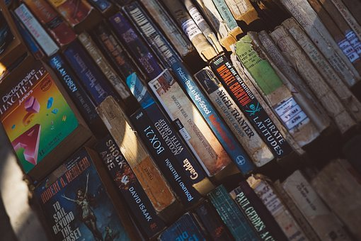 Books, Library, Novel, Knowledge, School