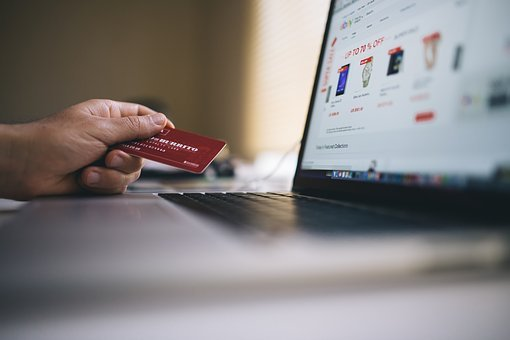 Ecommerce, Shopping, Credit Card, Payment, Money
