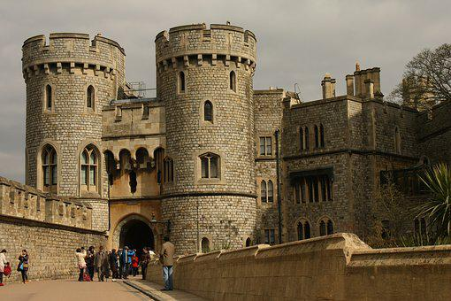 Castle, England, Windsor Castle, English, Berkshire