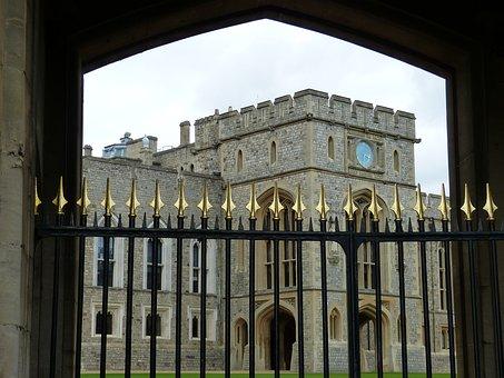 Windsor Castle, Windsor, Castle, Architecture, Fortress