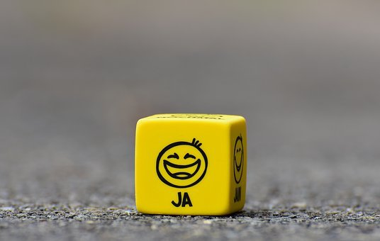 Smiley, Yes, Cube, Funny, Faces, Emoticon, Mood