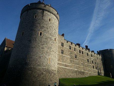 Windsor Castle, England, Windsor, Tower, Berkshire