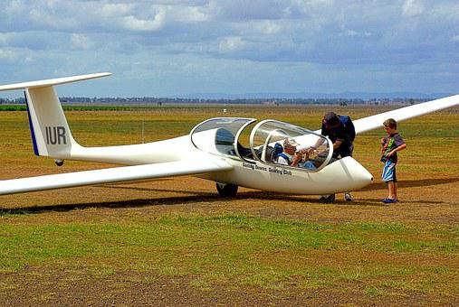 Glider, Sailplane, Aviation, Recreational, Soaring