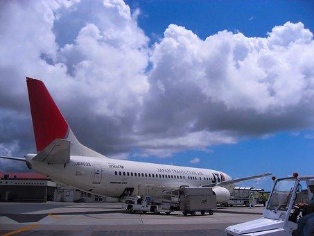 Airliner, Japan Transocean Air, Japan Airlines Group