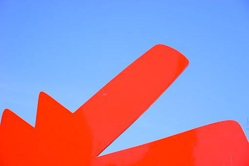 Keith Haring, Red Dog, Art, Artwork, Ulm, New Center
