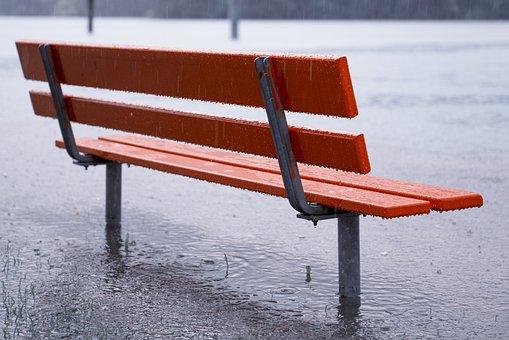Rain, Lake, High Water, Weather, Water, Wet, Waters