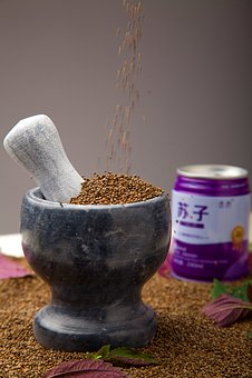 Mortar, Seeds, Lb, Seasoning, Condiment