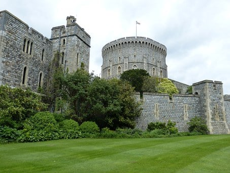 Windsor, London, England, Castle, Windsor Castle