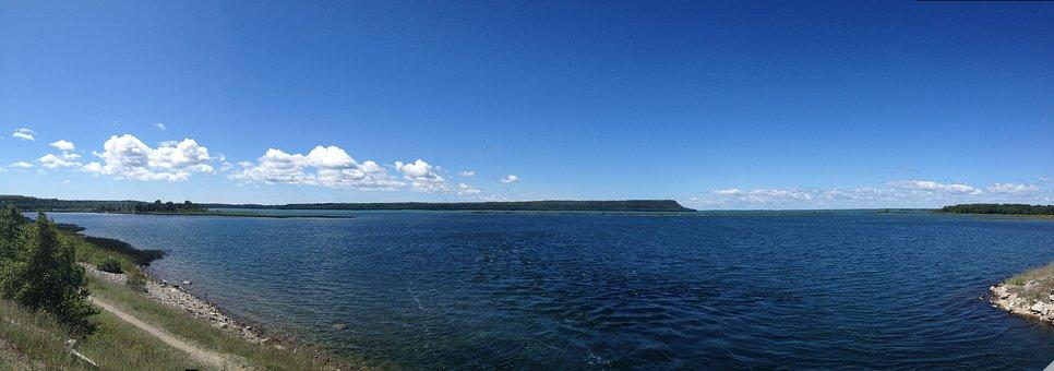 Manitoulin Island, Ontario, Canada, Water, Island