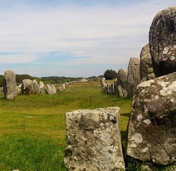 Carnac Stones, Brittany, Megalith, Megalithic, Ancient
