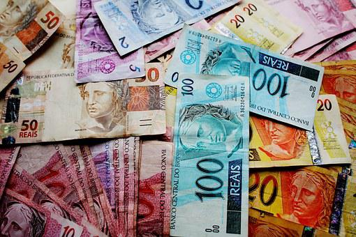 Money, Real, Money In Brazil, Notes, Ballots, Economy