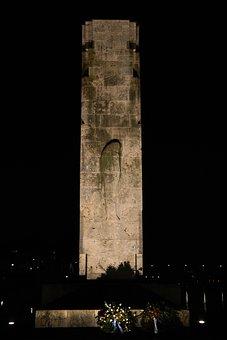 Plural, Monument, War Memorial, Tower, Stone