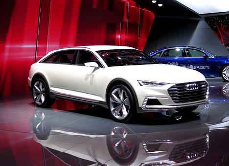 Audi, Concept Car, Prototype, Prologue