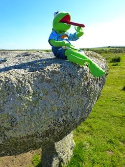 Lanyon Quoit, Quoit Giant's, Giant's Table, Cornwall
