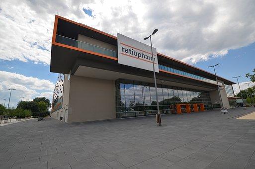 Ratiopharm Ulm, New Ulm, Arena, Basketball