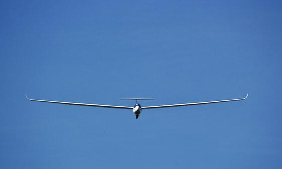 Sailplane, Glider, Soaring, Aircraft, Sky, Flight