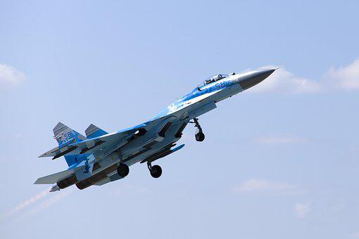 Su27, Aircraft, Ukraine, Fighter