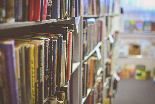 Library, Books, Reading, School, Learning