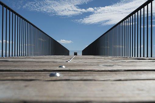 Architecture, Structures, Bridges, Baluster, Steel
