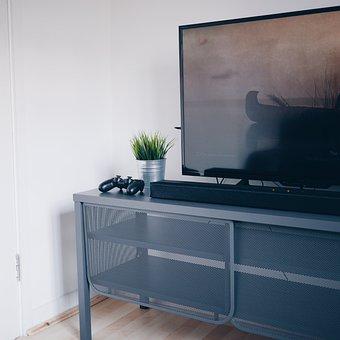 Technology, Gadgets, Entertainment, Flat, Screen