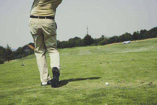 Hobbies, Sports, Golf, Guy, Man, Male, People, Play