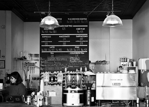 Business, Establishments, Shops, Coffee, Cafe, Menu