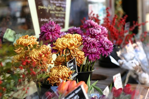 Still, Items, Things, Flowers, Bouquet, Grocery, Market