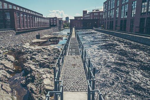Architecture, Structures, Bridge, Walkways, Paths